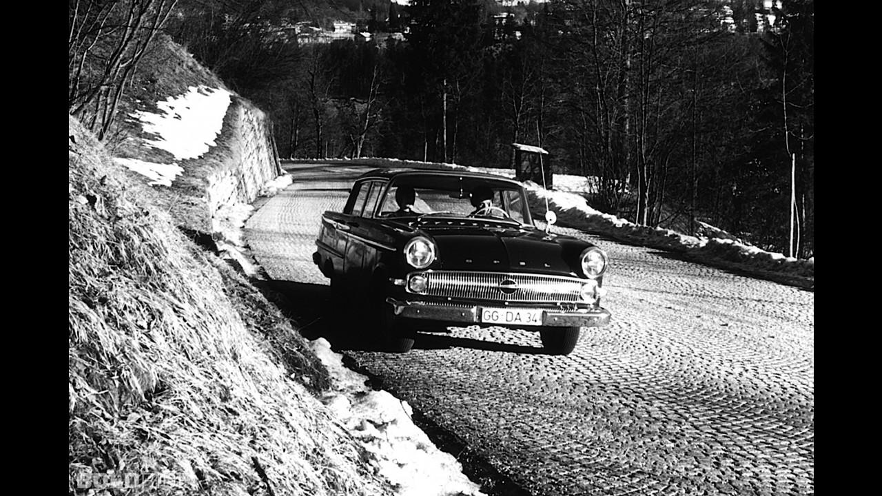 Opel Kapitan