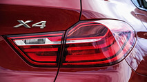 2015 BMW X4 revealed, goes into production this spring