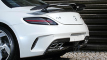 Mercedes SLS AMG by SGA