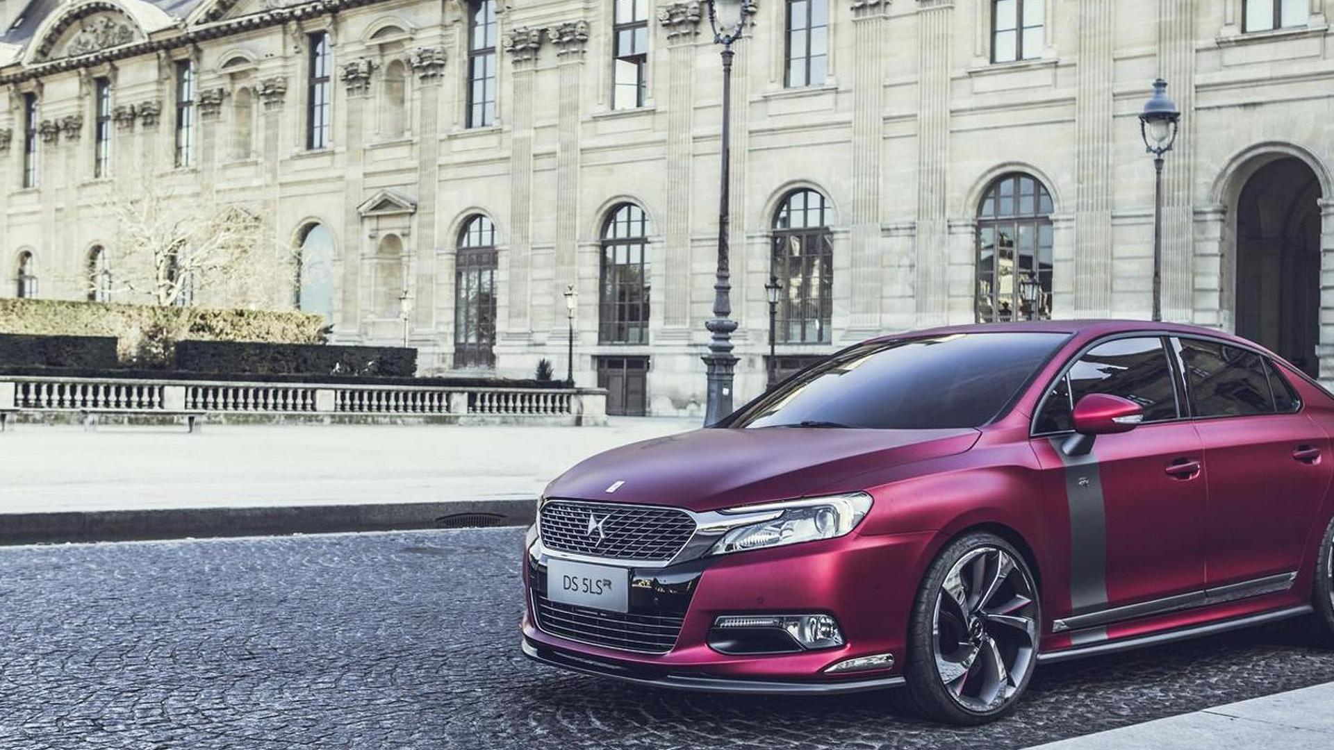 Citroen prepares 300 bhp DS 5LS R concept for Beijing Motor Show