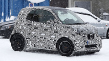 2015 Smart ForTwo spy photo