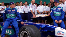 Potential buyers visit Sauber's Hinwil HQ - report