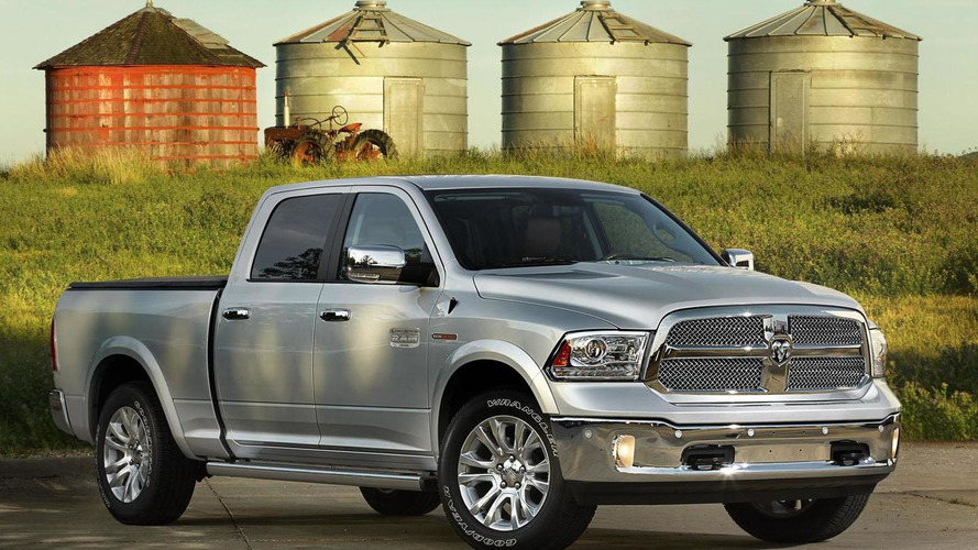 2014 Ram 1500 revealed, EcoDiesel engine specifications announced