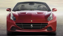 2014 Ferrari California T leaked photo (not confirmed)
