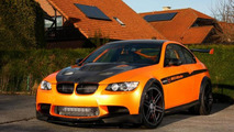 Manhart MH3 V8 RS Clubsport 22.12.2011