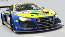 Audi R8 LMS ultra (Audi Sport Team Phoenix) in Gran Turismo 6 12.6.2013