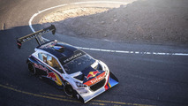 Peugeot 208 T16 Pikes Peak at Pikes Peak 13.6.2013