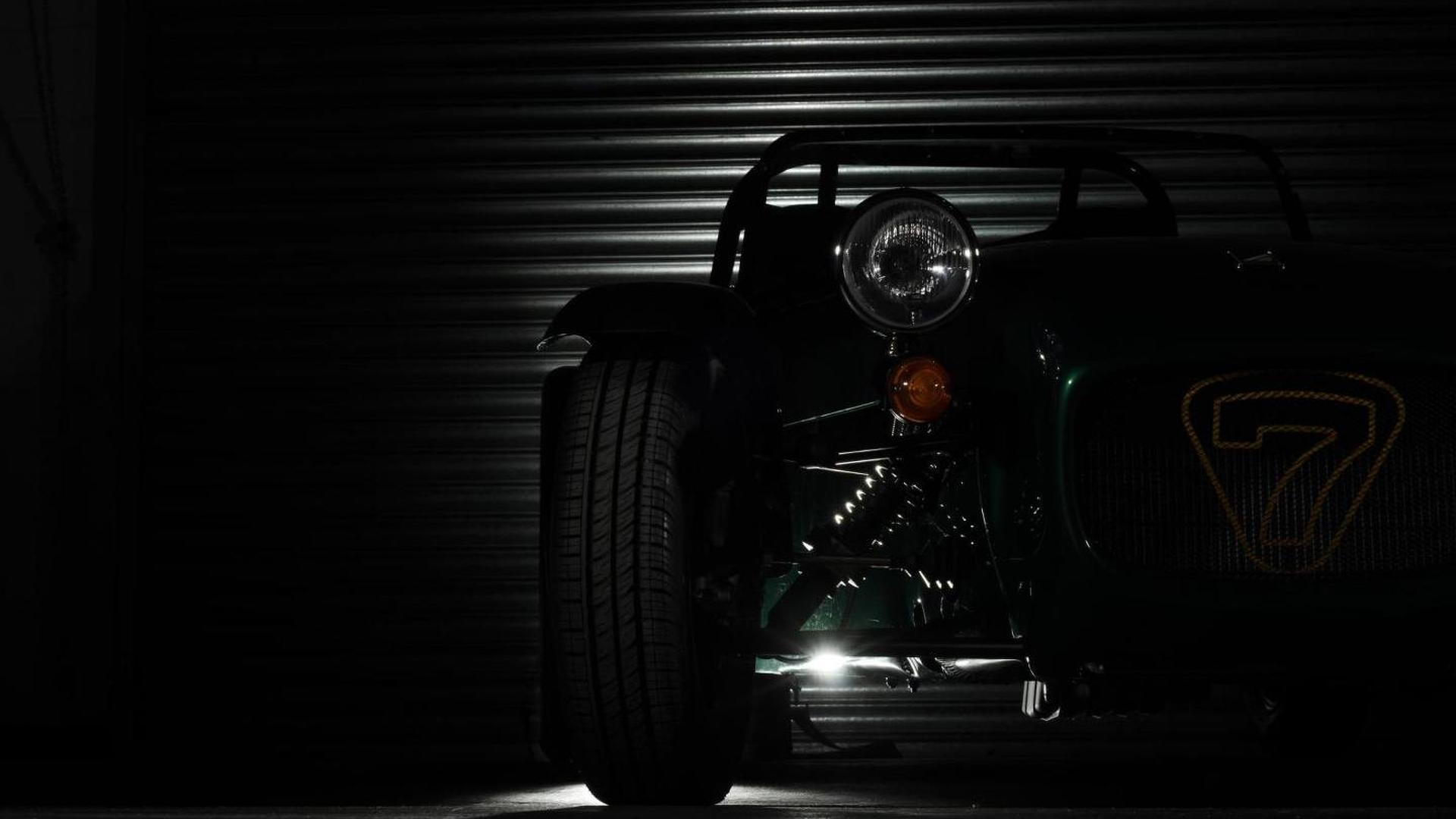 Caterham teases entry-level Seven, due this fall