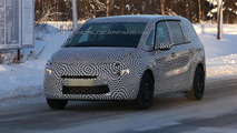 2014 Citroen C4 Grand Picasso spy photo 28.01.2013 / Automedia