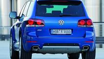 Volkswagen Touareg R50: In Detail
