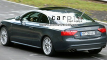 Audi RS5 Spy Photos on the Ring