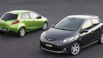 All new Mazda2 Photos Surface