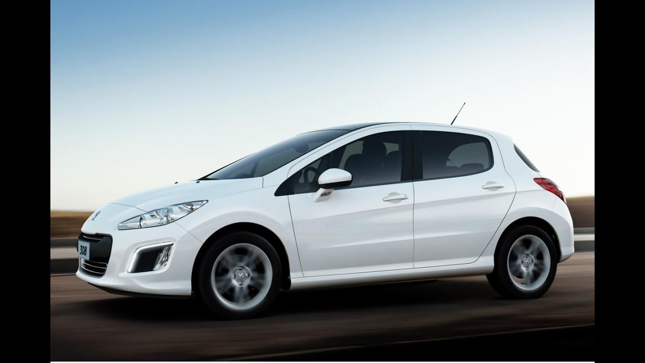 Novo Peugeot 308 é lançado oficialmente no Brasil com preço inicial de R$ 53.990