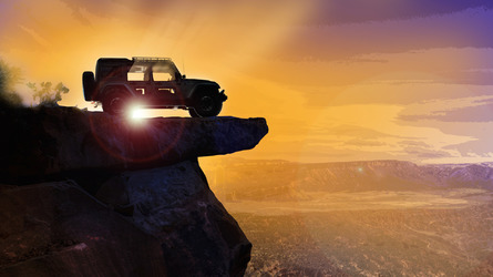 Jeep Teases Two 2017 Easter Safari Concepts