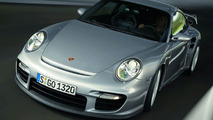 New Porsche 911 GT2 at Frankfurt