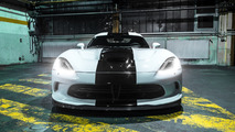 Dodge Viper GTS upgraded to 710 PS by Geiger Cars