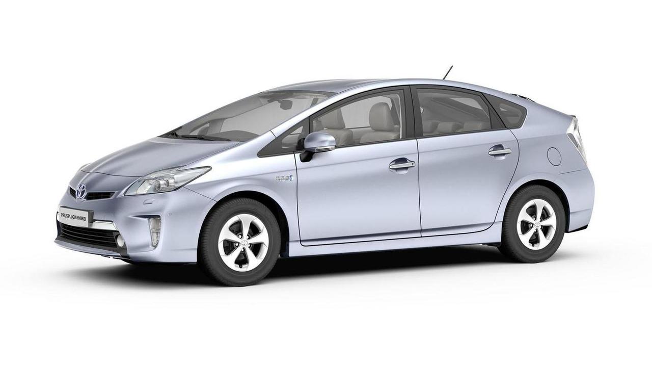 Toyota Prius Plug-in Hybrid - 12.8.2011