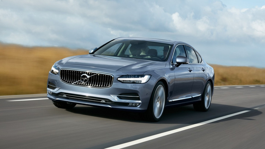 S90 detailed in six videos showing Volvo's impressive revival