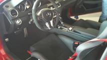 Mercedes C63 AMG Black Series in the flesh [video]