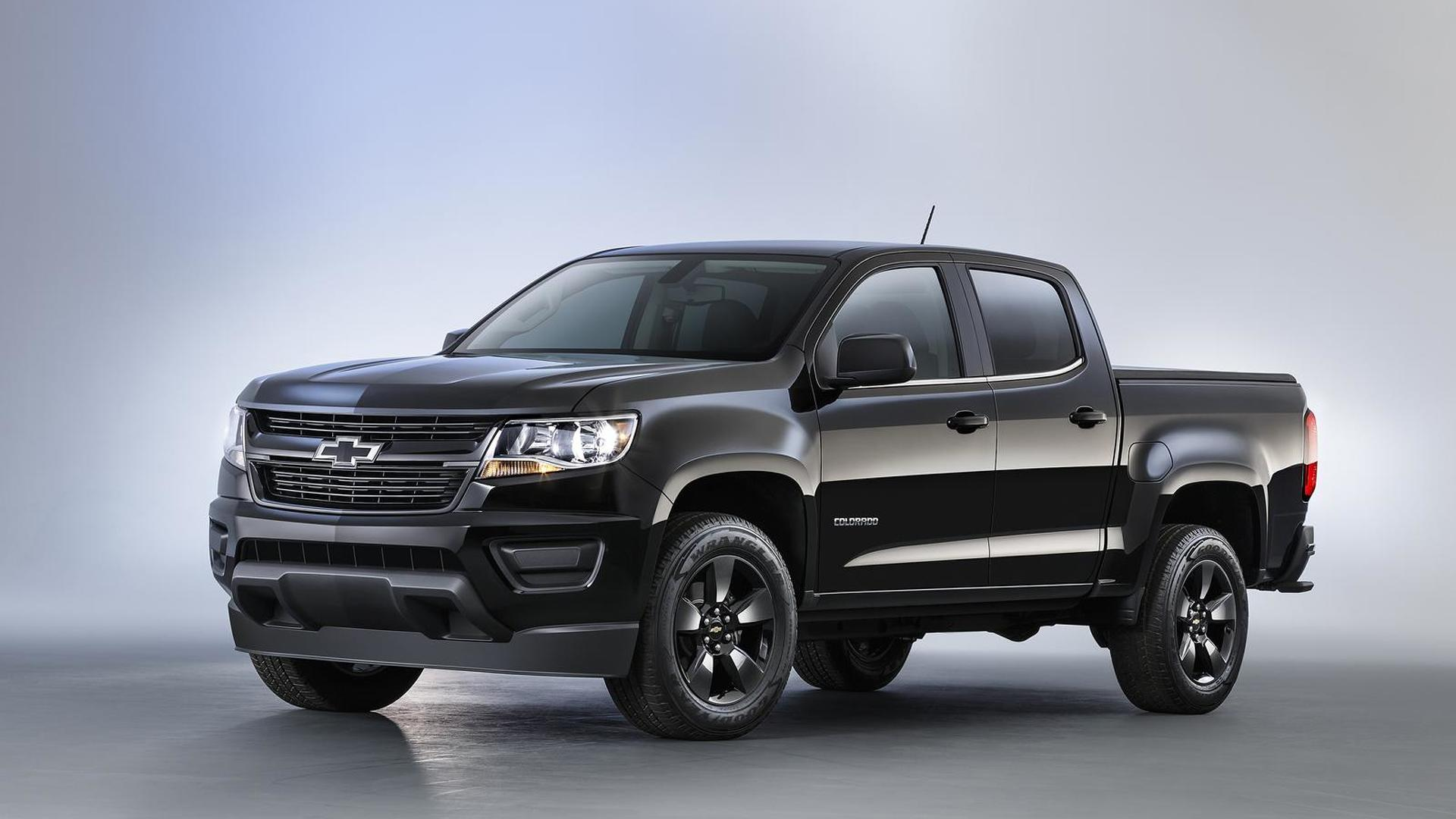 2017 chevrolet colorado boasts new v6 and eight speed auto. Black Bedroom Furniture Sets. Home Design Ideas