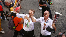 Zetsche says Alonso 'best driver' in F1