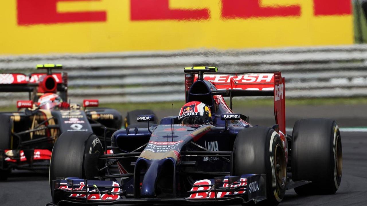 Daniil Kvyat (RUS), 27.07.2014, Hungarian Grand Prix, Budapest / XPB