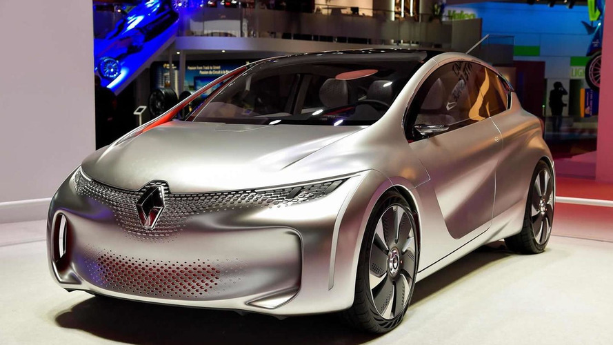 Renault brings super frugal Eolab concept to Paris