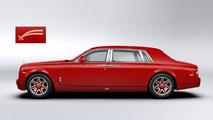 Rolls-Royce Phantom order by Stephen Hung