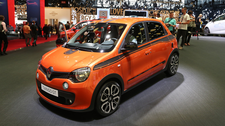 Renault Twingo GT in Paris proves good things come in small packages