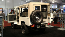 1982 Toyota FJ43 restomod pairs 210 hp with legendary lines