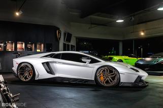 Novitec and ADV.1 Show Off an Epic Lamborghini Aventador