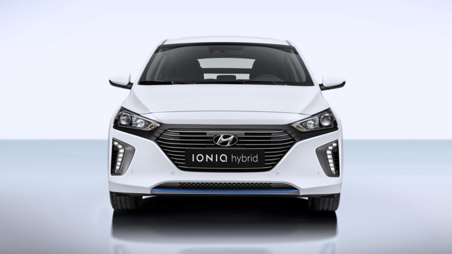 Hyundai Ioniq priced and specced in the UK starting from £19,995