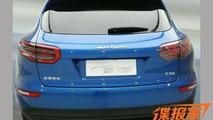 Zotye T700 is a Porsche Macan copycat from China