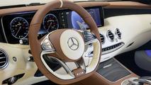 Brabus Rocket 900 Coupe based on Mercedes-AMG S65 Coupe