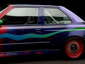 BMW M3 Art Car von Ken Done, 1989
