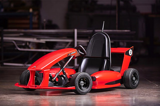 Parents, Your Kids Will Do Donuts for This Smart Go-Kart