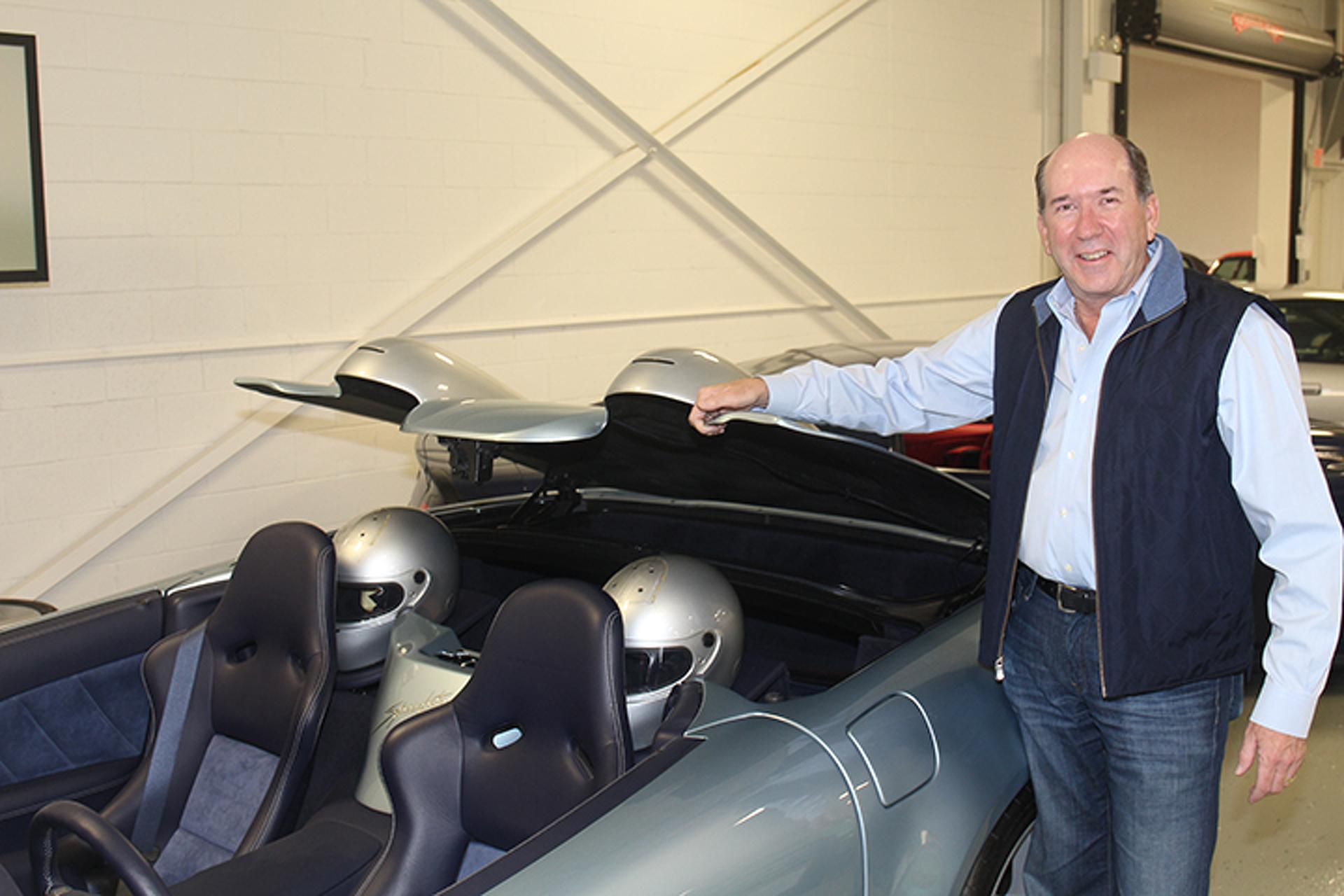 Inside Ken Lingenfelter's Eclectic Car Collection