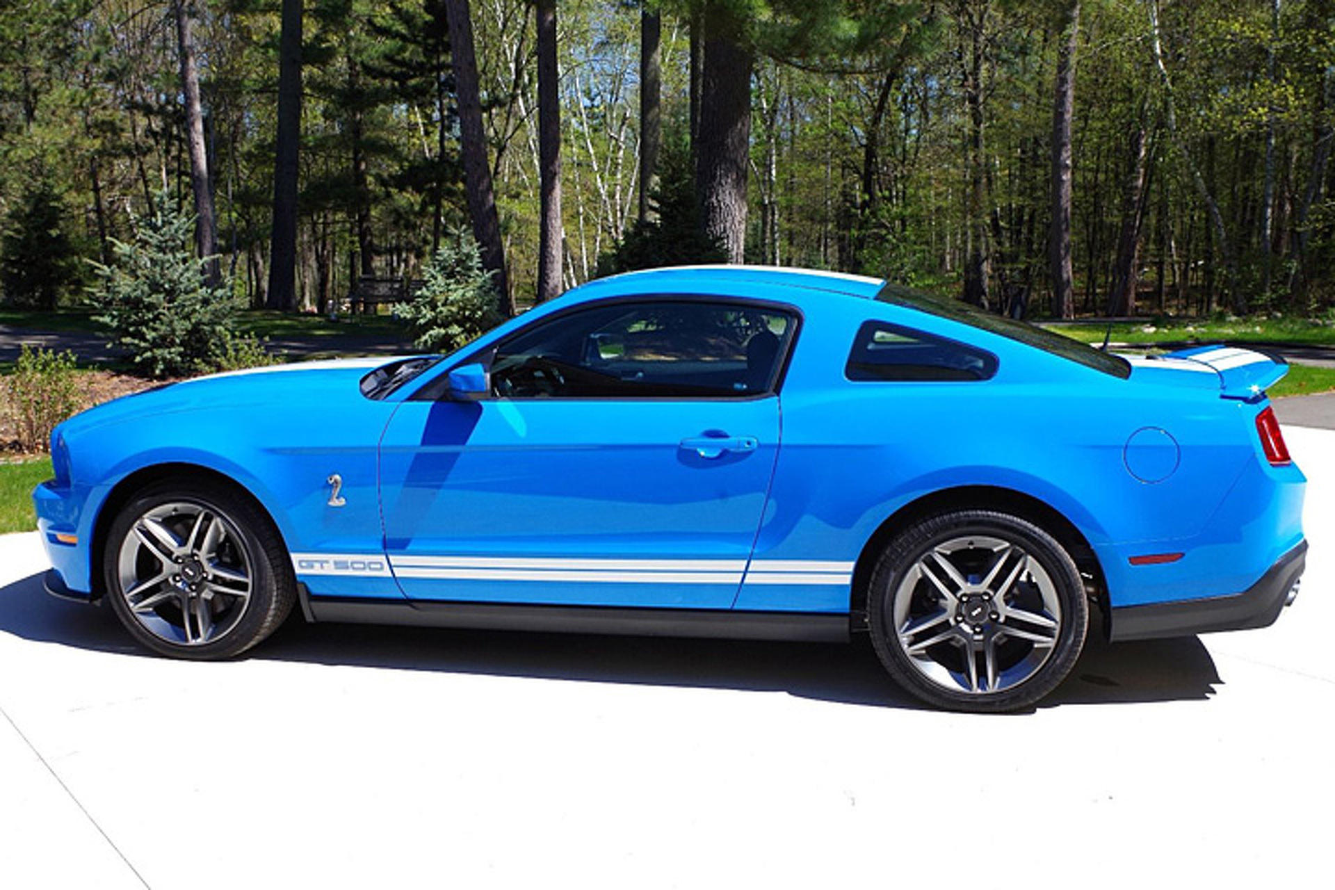 for sale this 2010 mustang shelby gt500 has driven just 21 miles. Black Bedroom Furniture Sets. Home Design Ideas
