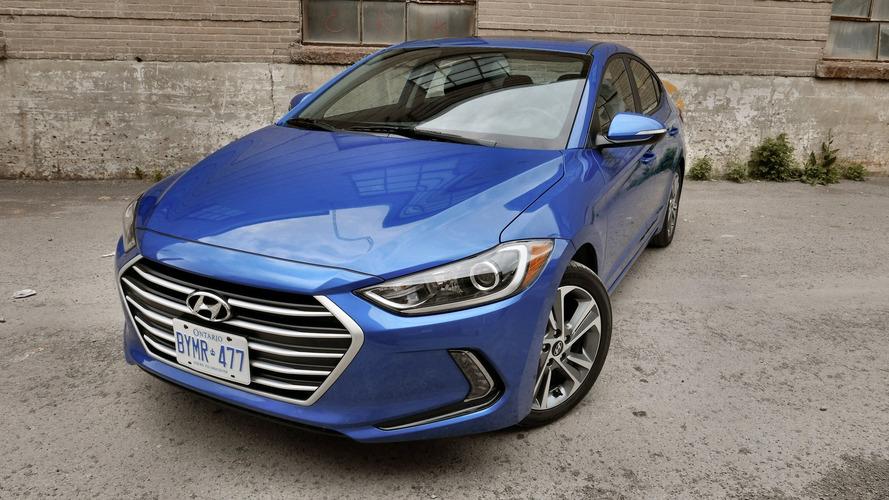 Review: 2017 Hyundai Elantra