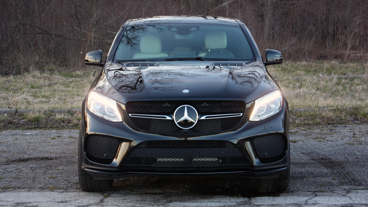 Review 2016 Mercedes Benz Gle450 Amg Coupe Motor1 Com