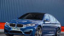 Next generation BMW M5 speculatively rendered