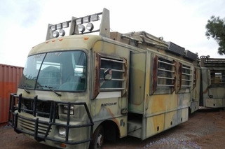 Auction Ride of the Week: Jurassic Park's Mobile Lab RV