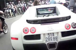 Video: Would you drive a Bugatti Veyron HERE?