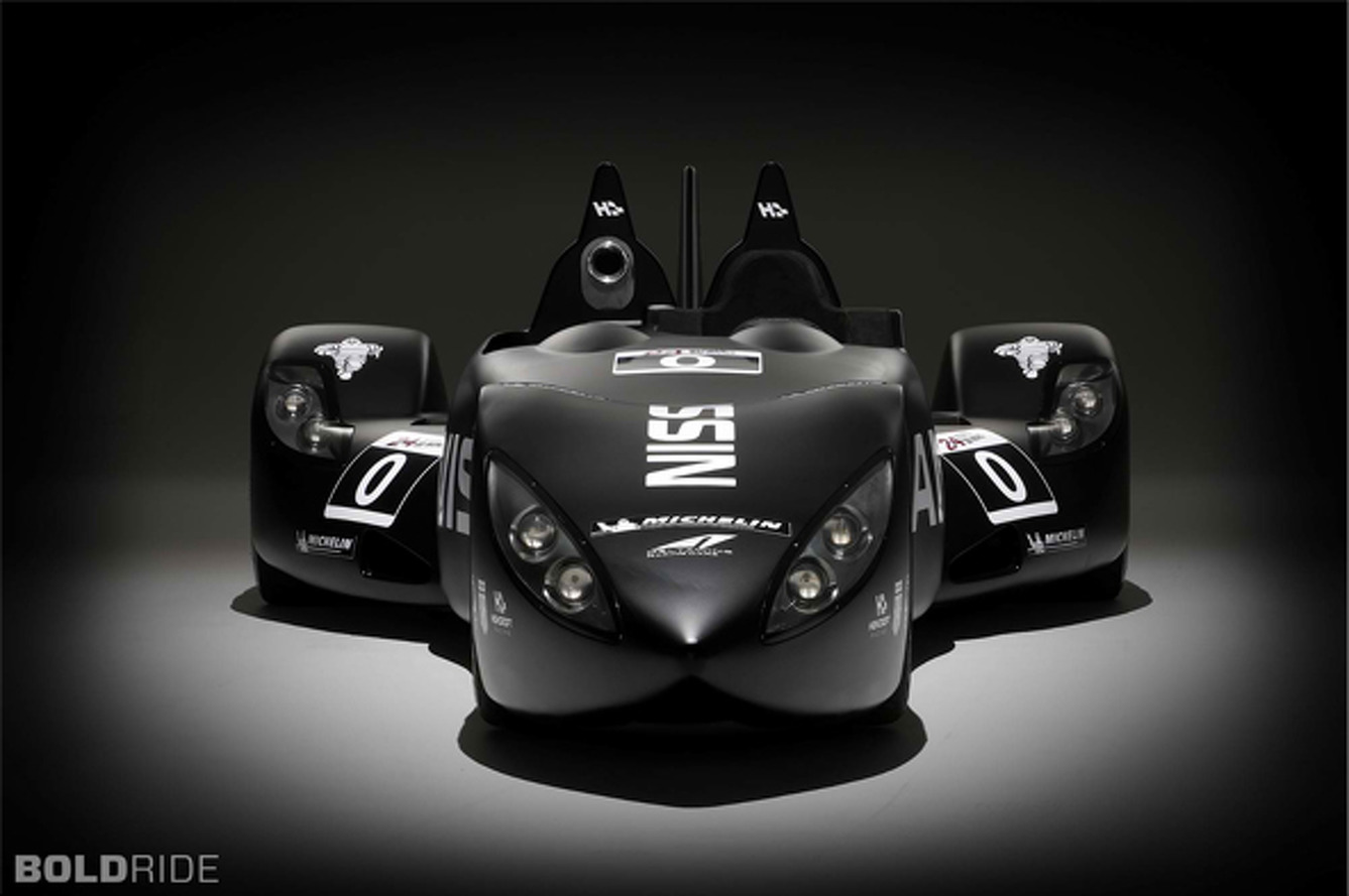 Top Gear Crew to build their very own Nissan DeltaWing Racer