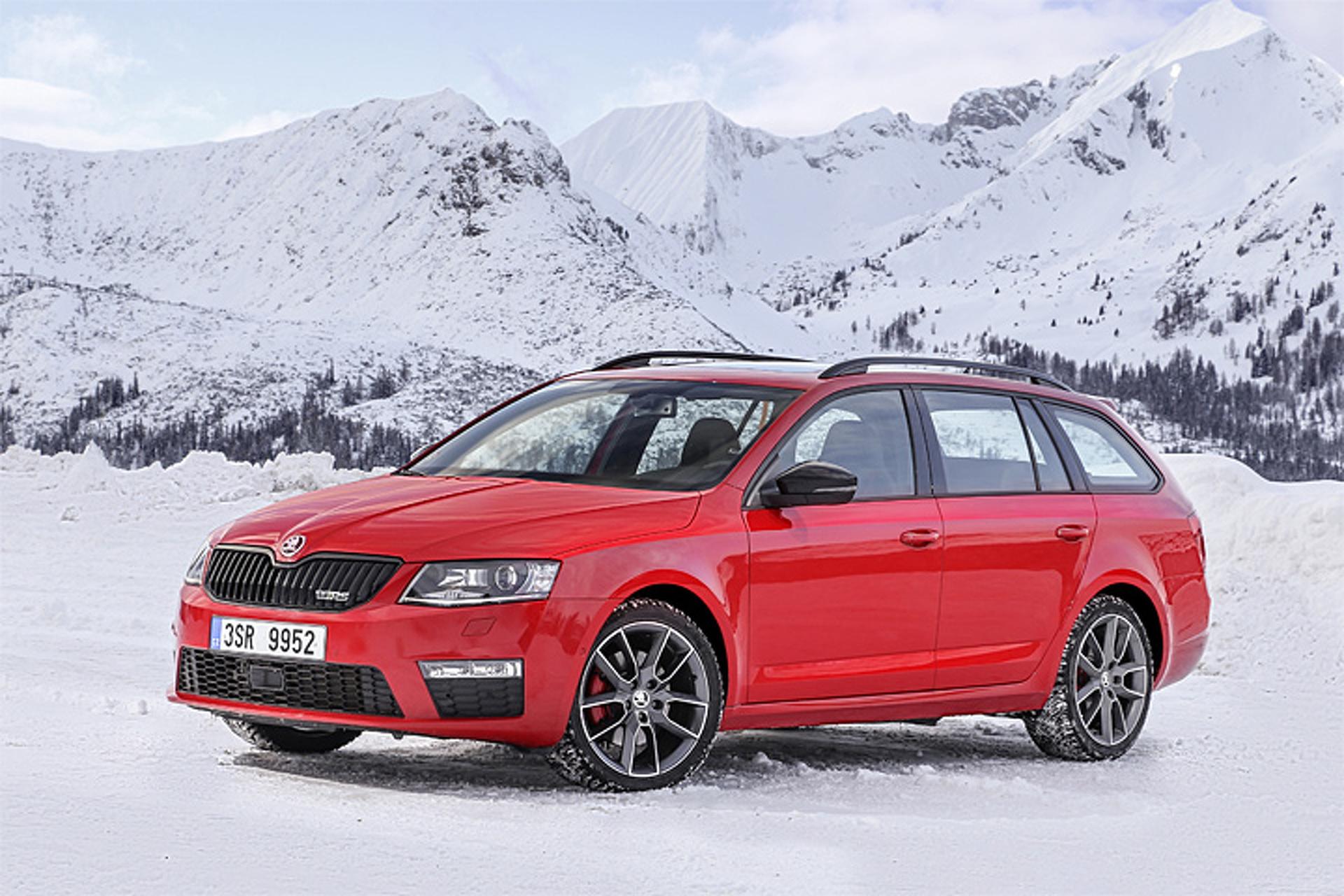Volkswagen Could Start Selling Skoda Cars in the U.S.