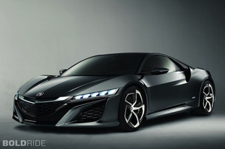 2013 Detroit Auto Show: Top Five Rides From The Motor City