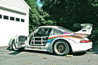 eBay Car of the Week: 1979 Porsche 911 GT1 Racer