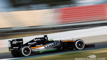 Barcelona F1 test: Rosberg quickest as Ferrari reliability woes continue