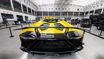 Lamborghini Aventador LP720 Roadster MV prepared by DMC
