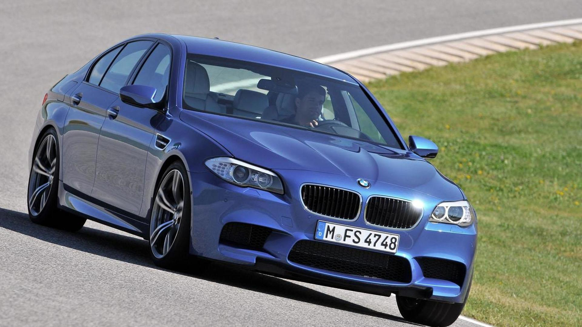 BMW M5 and M6 manual transmission axed on next-gen